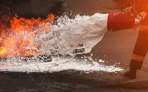 Profoam - Fire Brigades